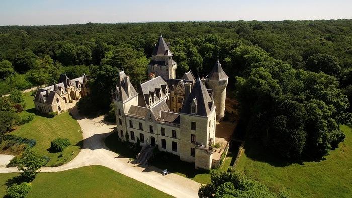 Journées du patrimoine 2020 - Découverte du château avec le propriétaire