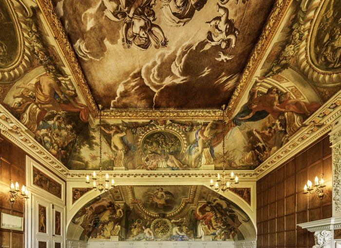 Journées du patrimoine 2020 - Visite guidée de la Salle des Mariages / Jacques II