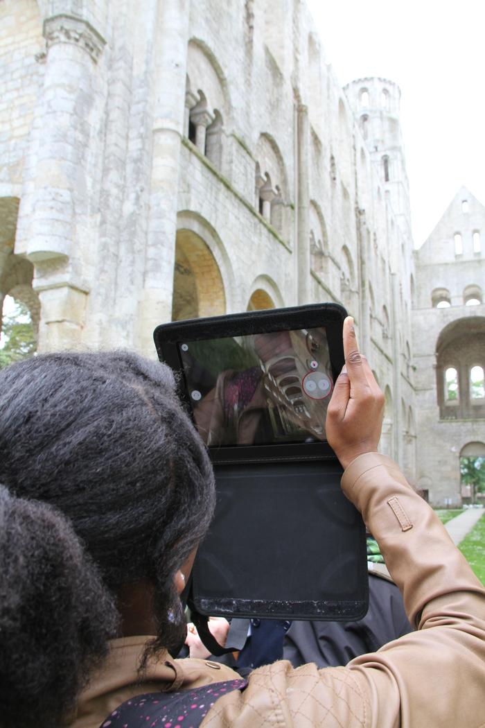 Journées du patrimoine 2020 - Visite libre avec l'application Jumièges 3D