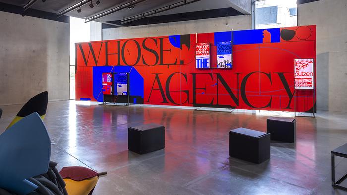 Journées du patrimoine 2020 - Visite commentée de l'exposition  « Anja Kaiser, Undisciplined Toolkit – Féminisme et design graphique »