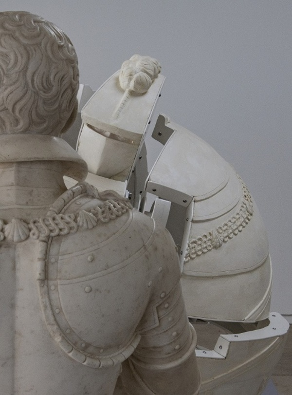 Nuit des musées 2019 -Rester de marbre, Etienne Poulle, Sculptures