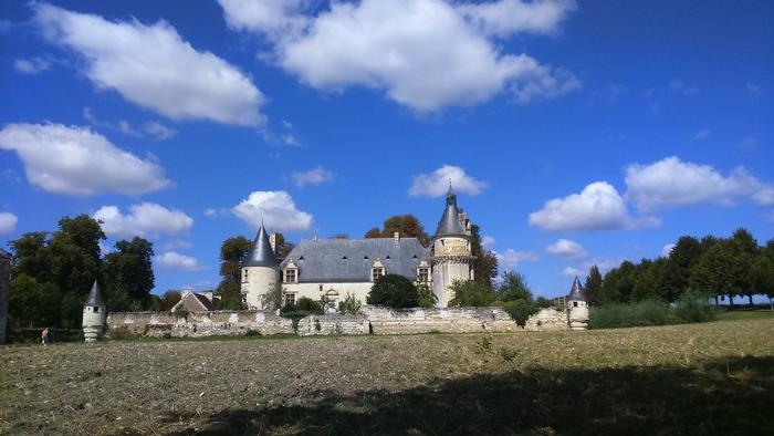 Journées du patrimoine 2019 - Promenade autour des douves du château