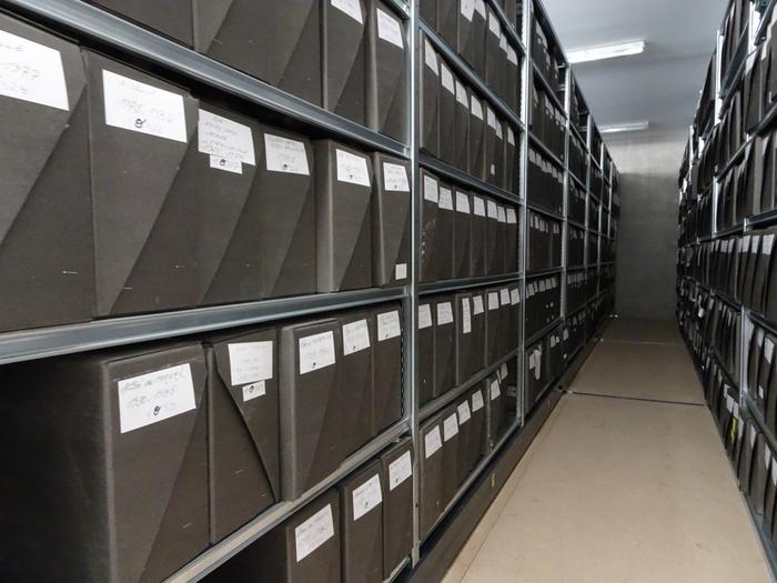 Journées du patrimoine 2019 - Visite guidée : les réserves des Archives municipales