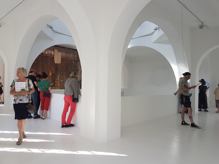 Journées du patrimoine 2019 - Découverte du centre d'art contemporain - la synagogue de Delme et de la Gue(ho)st House