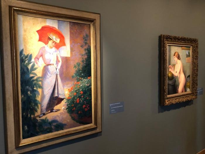 Journées du patrimoine 2019 - De l'impressionnisme à Bonnard et Picasso. Collection Nahmad