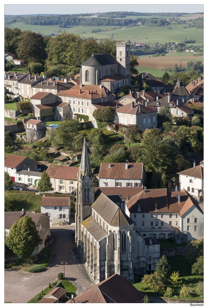 Journées du patrimoine 2020 - Les églises de Bourmont
