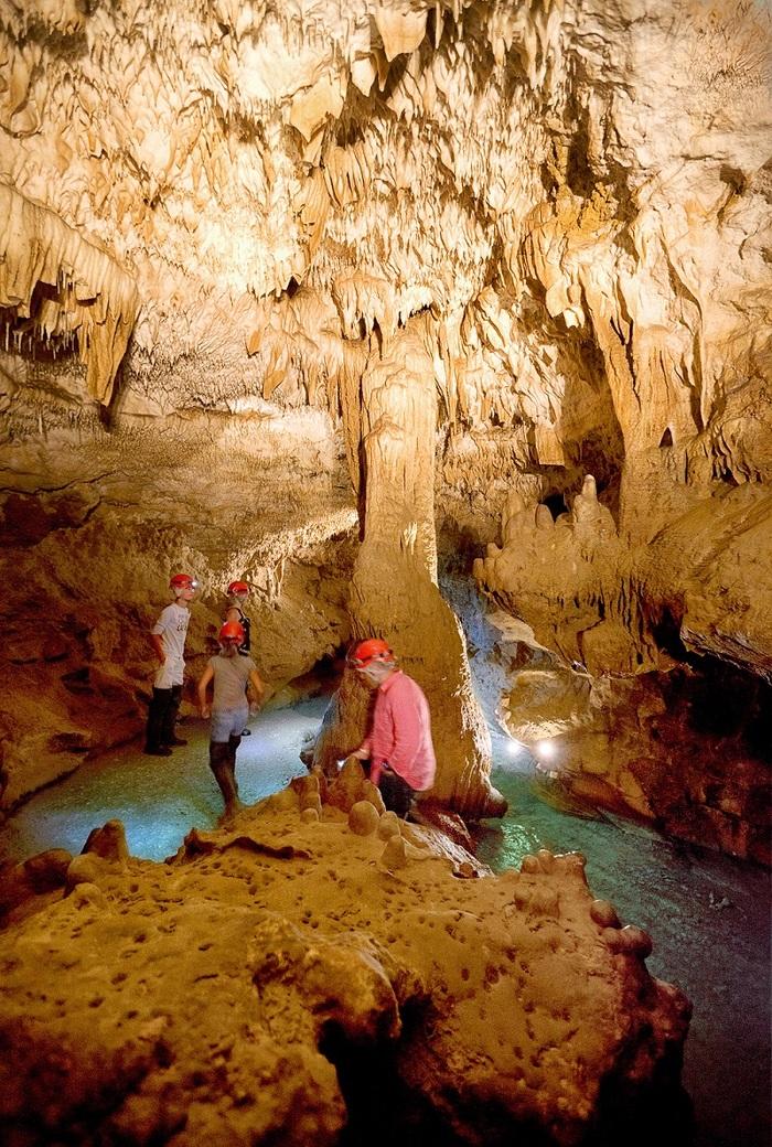 Journées du patrimoine 2019 - Découverte d'une rivière souterraine et sa grotte !