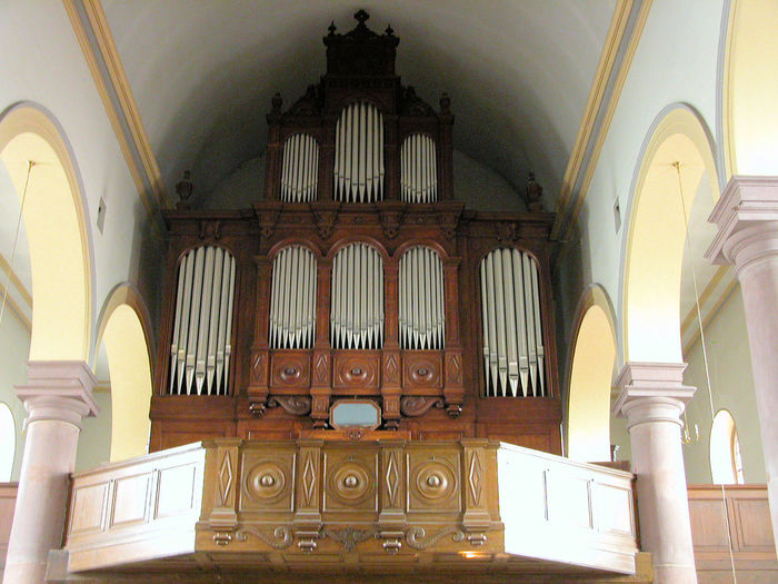 Journées du patrimoine 2020 - Visite guidée de l'église, de l'orgue et de l'horloge Schwilgué