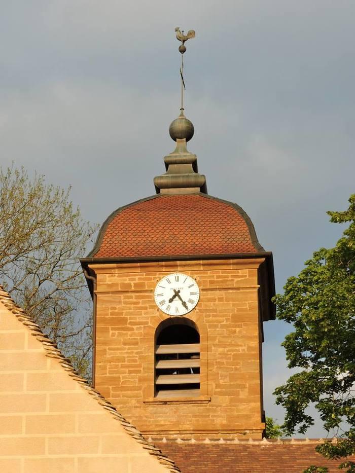 Journées du patrimoine 2019 - Visite du parc du Château et de l'Église de Montigny-les-Arsures
