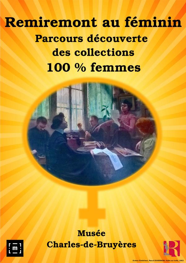 Nuit des musées 2019 -Visite guidée nocturne 100% femmes