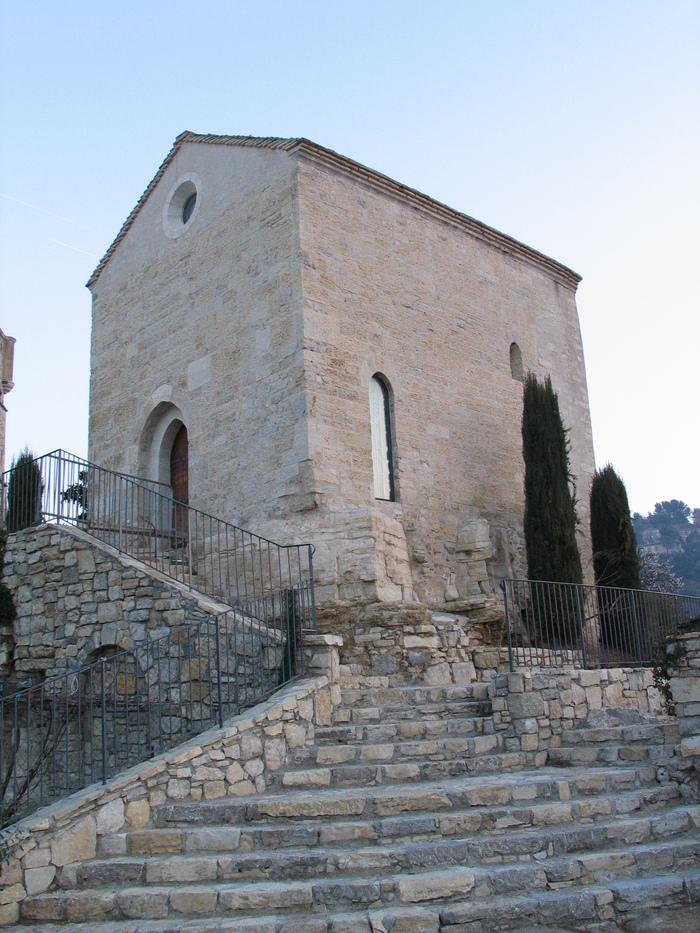 Journées du patrimoine 2019 - Visite de la Chapelle Saint Sauveur