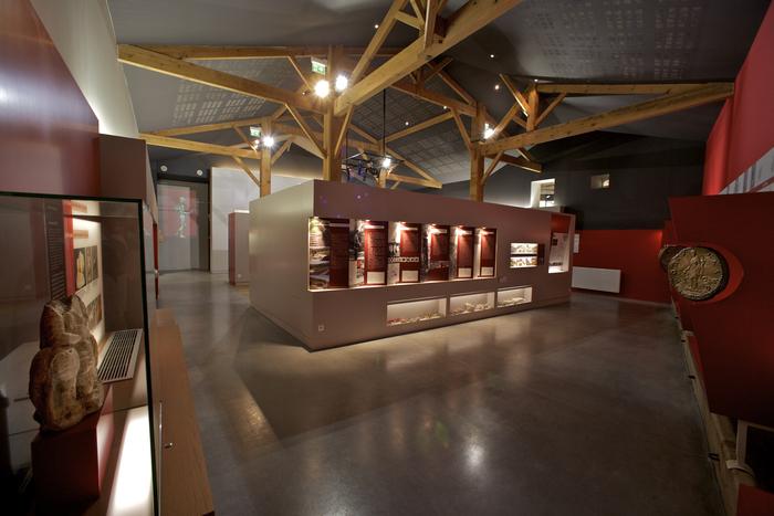Journées du patrimoine 2020 - Ouverture de l'espace d'interprétation à la visite