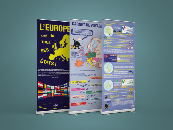 Exposition - L'Europe dans tous ses états