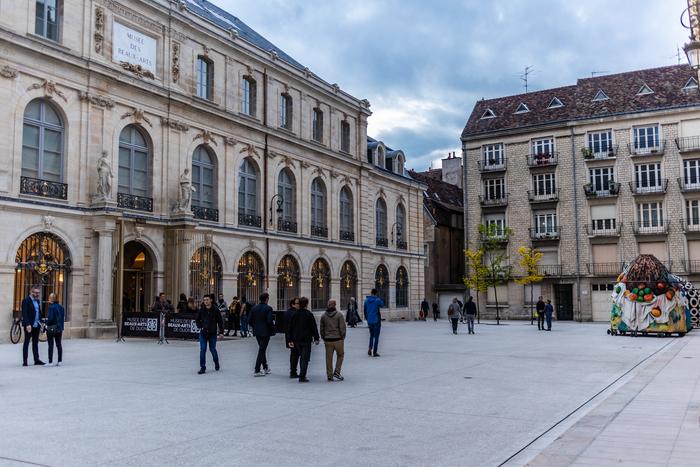 Journées du patrimoine 2019 - Visite libre au musée des Beaux-Arts