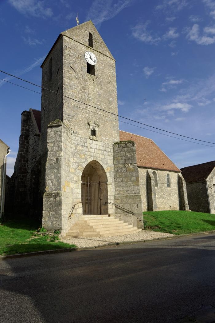 Journées du patrimoine 2020 - Visite de l'église Saint-Martin de Garentreville