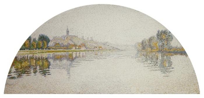 Journées du patrimoine 2020 - Paysagistes et impressionnistes de la Vallée de l'Oise - Collections permanentes