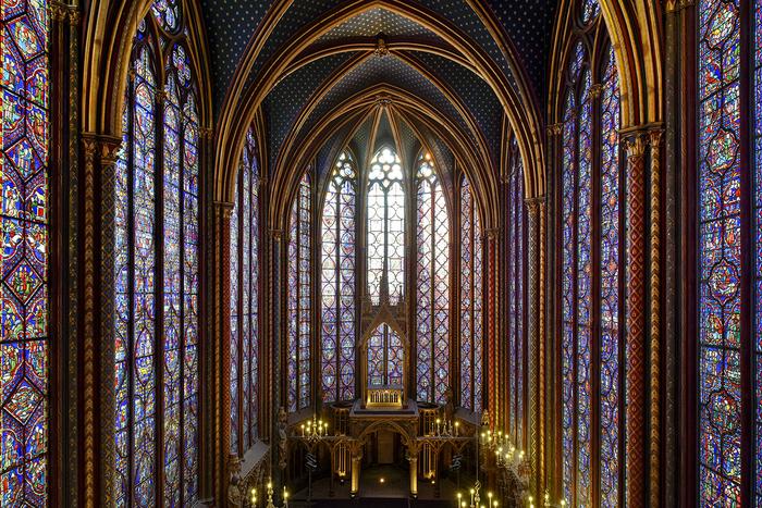 Journées du patrimoine 2019 - Visite de la Sainte-Chapelle