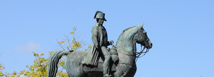 Journées du patrimoine 2020 - La Statue de Napoléon