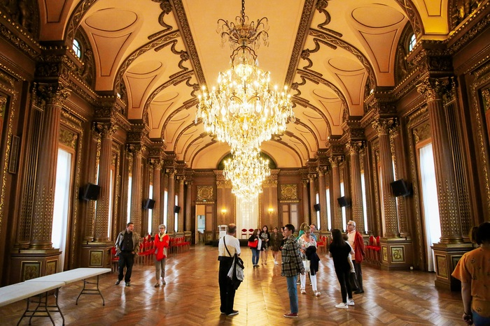 Journées du patrimoine 2020 - L'hôtel de ville de Cambrai