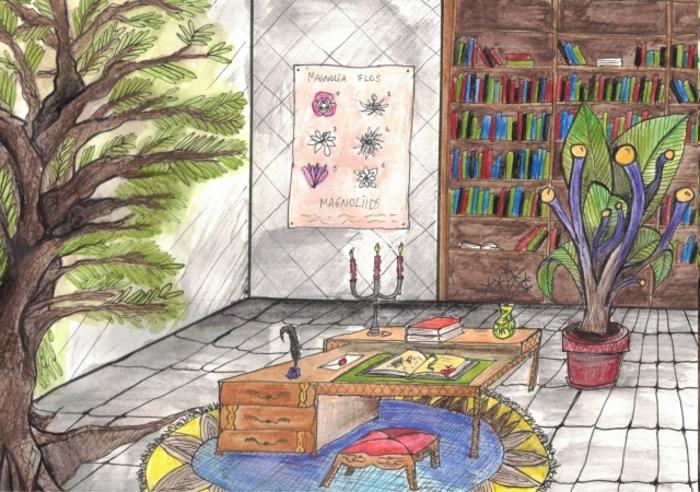Enigma Botanica, l'escape game