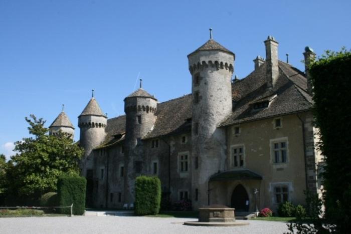 Journées du patrimoine 2020 - Visite libre - Château de Ripaille