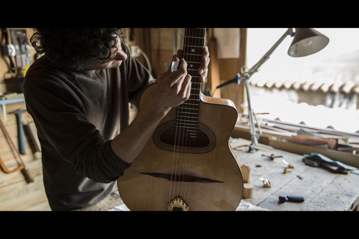 Journées du patrimoine 2019 - L'art de la fabrication d'instruments de musique à cordes pincées...un métier