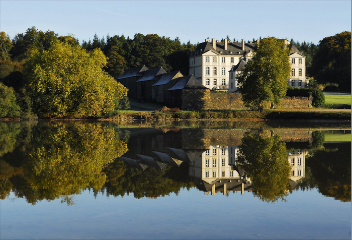 Journées du patrimoine 2020 - Visite libre du parc et des jardins du château de Loyat