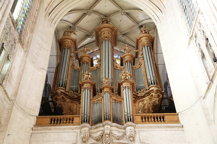 Journées du patrimoine 2019 - Présentation des orgues de la cathédrale