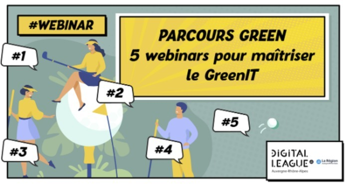 Parcours Green DL - Session #3 Description