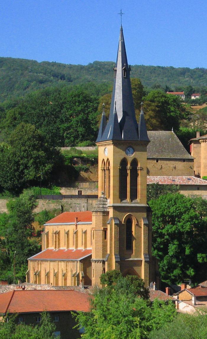 Journées du patrimoine 2020 - visite de l'église Saint Etienne