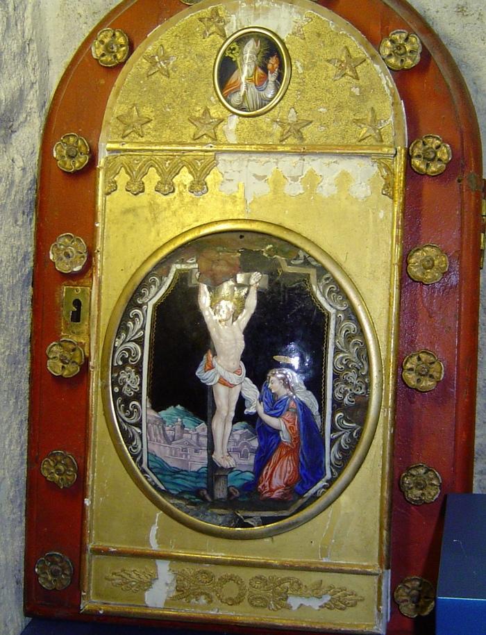 Journées du patrimoine 2019 - Visite libre de l'église de Noailles