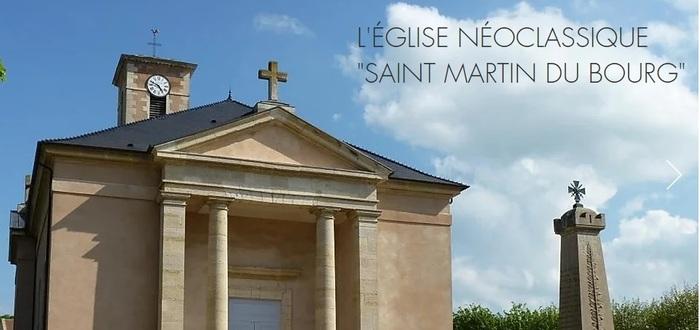 Journées du patrimoine 2020 - L'église Néo Classique