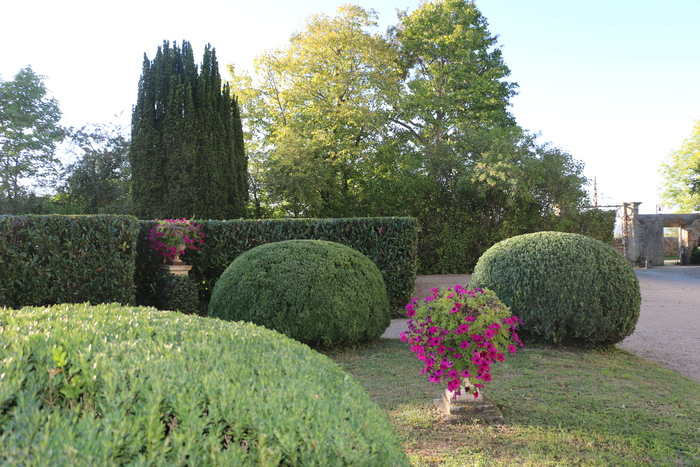 Journées du patrimoine 2019 - Visite du jardin