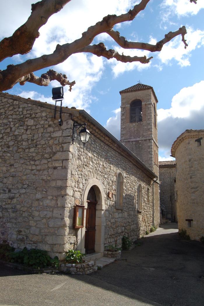 Journées du patrimoine 2020 - Petite église du XVIIIe siècle, entièrement restaurée et très bien entretenue.