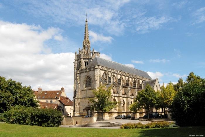 Journées du patrimoine 2019 - Visite guidée de l'église Saint-Martin