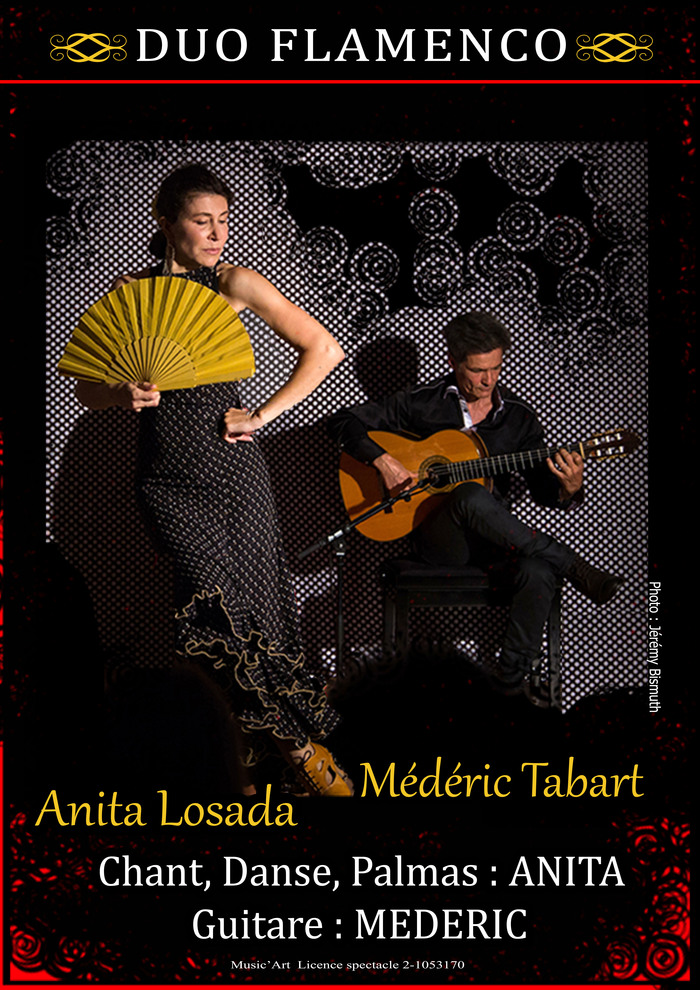 Journées du patrimoine 2019 - Récital de guitare andalouse et classique
