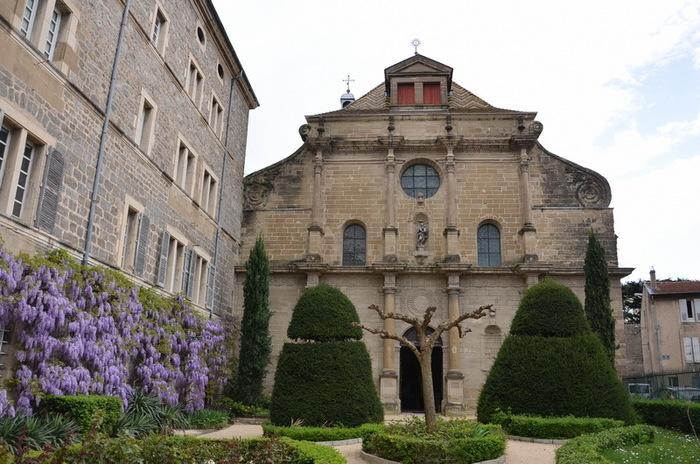 Journées du patrimoine 2020 - Visite libre Chapelle du Lycée Gabriel Faure organisée par l'Association la Chapelle du Lycée