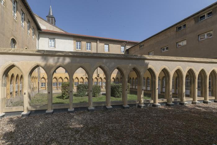 Journées du patrimoine 2019 - Visite libre du Conservatoire à rayonnement Régional Gabriel Pierné - Metz Métropole