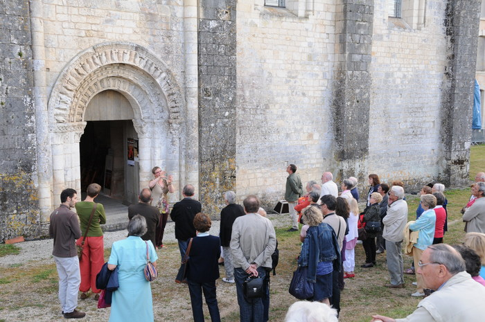 Journées du patrimoine 2019 - Visites guidées du prieuré