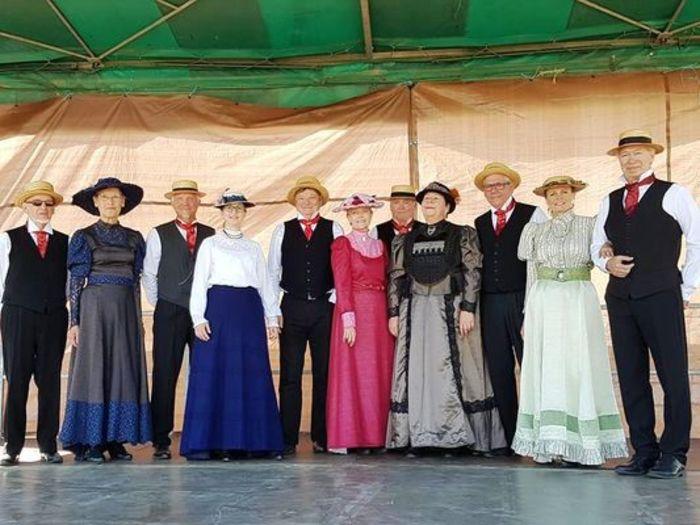Journées du patrimoine 2019 - Danse des années 1900