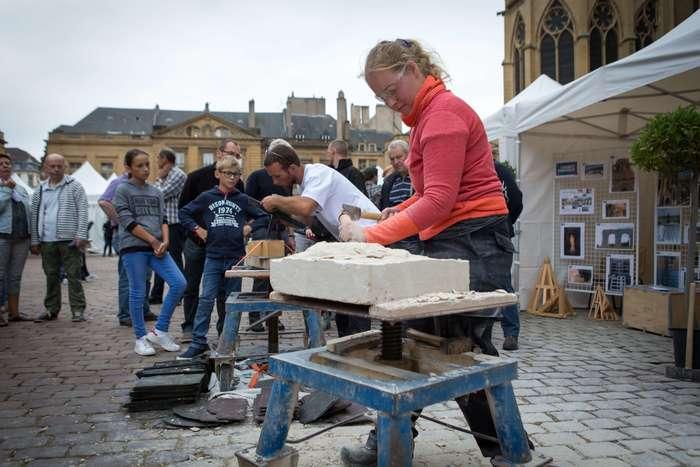 Journées du patrimoine 2019 - Atelier - Village du patrimoine