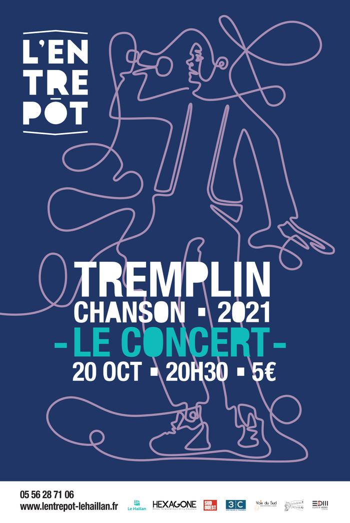 Tremplin chanson #3 – Le concert