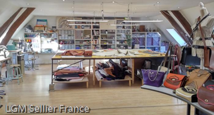 Journées du patrimoine 2019 - Visite atelier artisanal sellerie & maroquinerie LGM Sellier