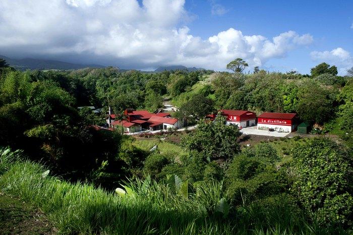 Journées du patrimoine 2019 - Macouba / Distillerie JM / visite libre