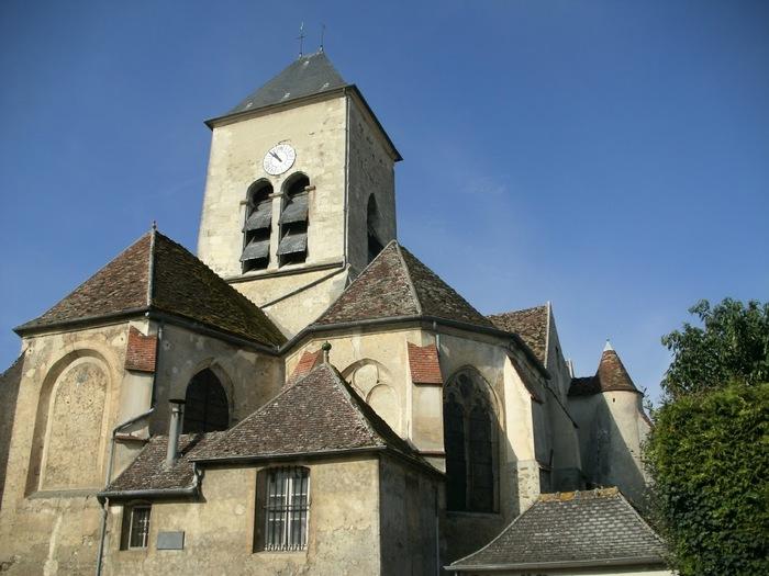 Journées du patrimoine 2020 - Visite libre de l'église Saint Authaire