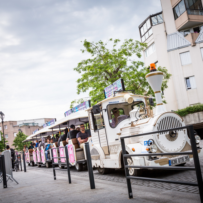 Journées du patrimoine 2019 - L'aventure industrielle d'Argenteuil - petit train touristique