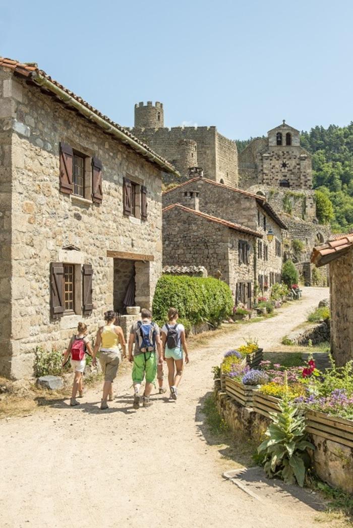 Journées du patrimoine 2019 - Visite libre du village et du château de Chalencon