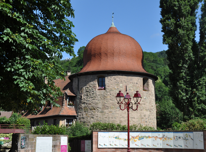 Journées du patrimoine 2019 - La Porte Sud de la route des vins d'Alsace et son vignoble du Rangen