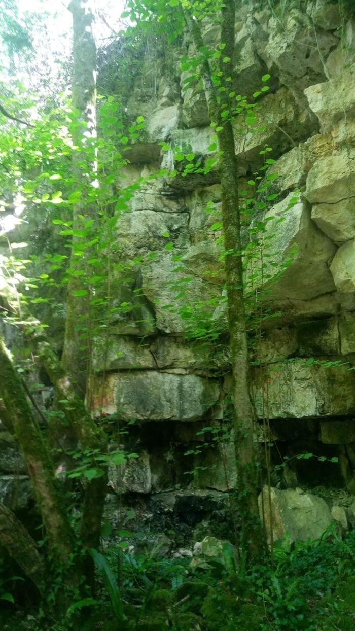 Journées du patrimoine 2020 - Visite des anciennes carrières de calcaire