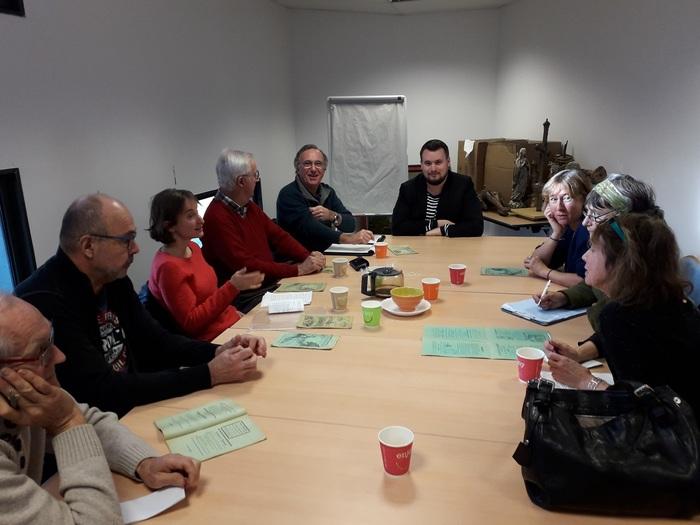 Rejoignez le groupe de bretonnants de la médiathèque de Ploeren
